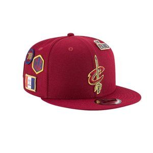 🚨Cleveland Cavaliers 9FIFTY Draft Cap Snapback